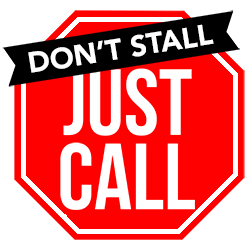 Don't Stall, Just Call